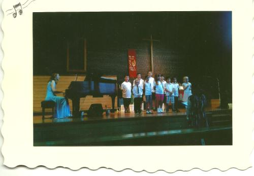 photo from June concert