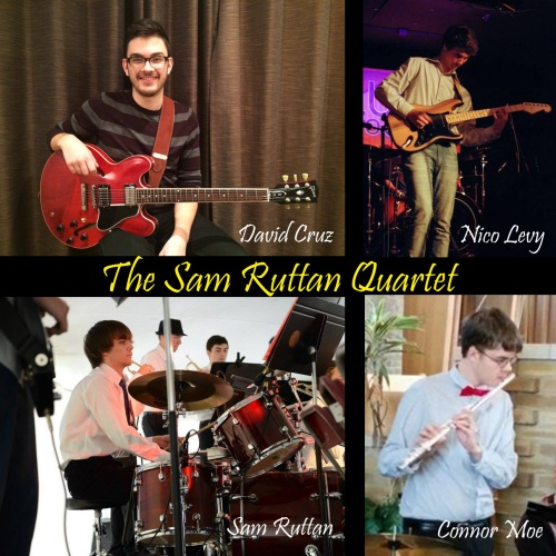 Sam Ruttan Quartet