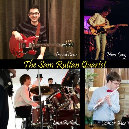 Sam Ruttan Quartet